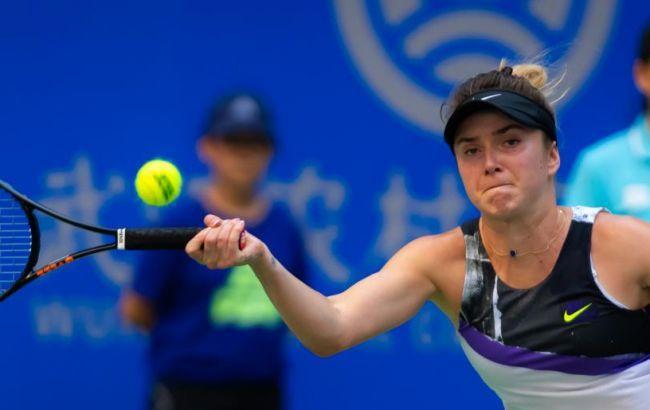 Свитолина не сумела пробиться в полуфинал турнира в Ухане