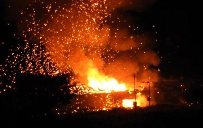 На Северном Кипре произошли взрывы на военном складе