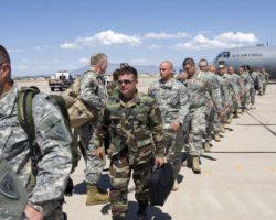 США решили направить дополнительные войска в Саудовскую Аравию