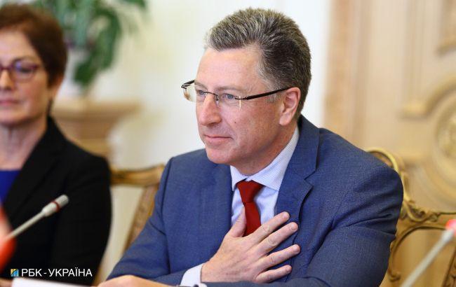 Спецпредставитель США по Украине Волкер уходит в отставку