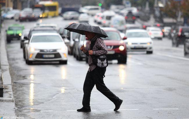 Сегодня на западе Украины ожидаются грозовые дожди