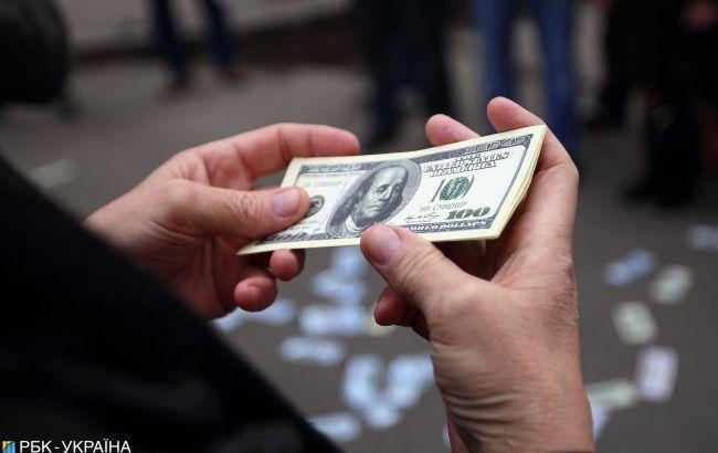 В Киеве на взятке задержали частного исполнителя