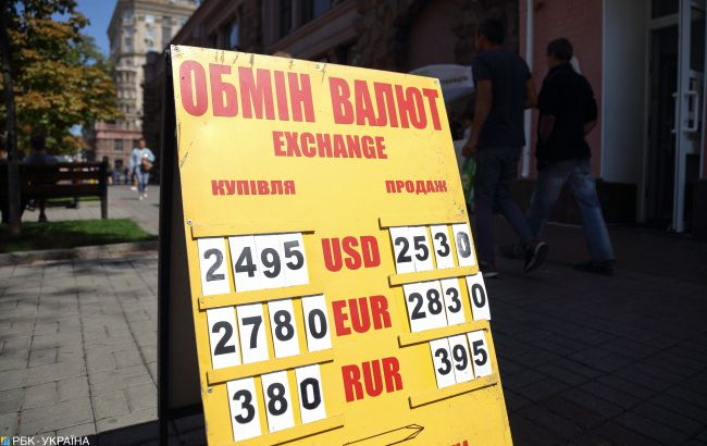 Курс доллара 9 сентября: наличный рынок, межбанк, НБУ