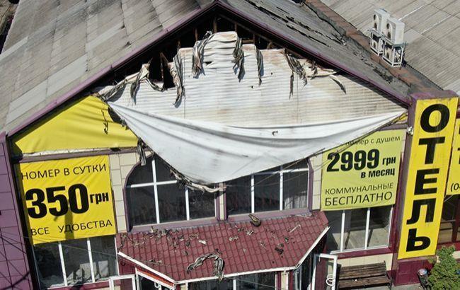 В Одессе после пожара начались массовые проверки гостиниц и санаториев