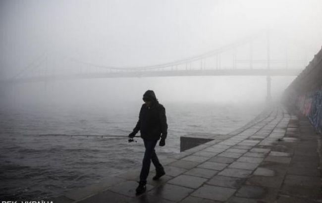 Синоптики предупреждают о сильных туманах