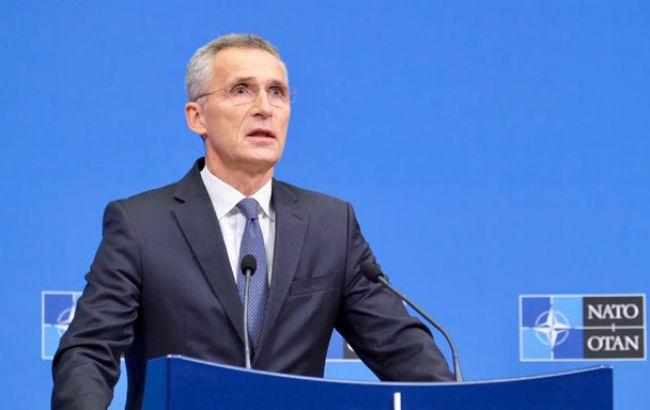 Самолеты НАТО получат приоритет над гражданскими рейсами в небе Европы