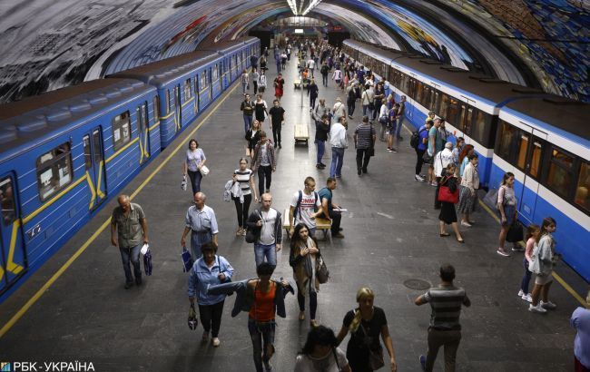 Метро Киева завтра будет работать в особом режиме