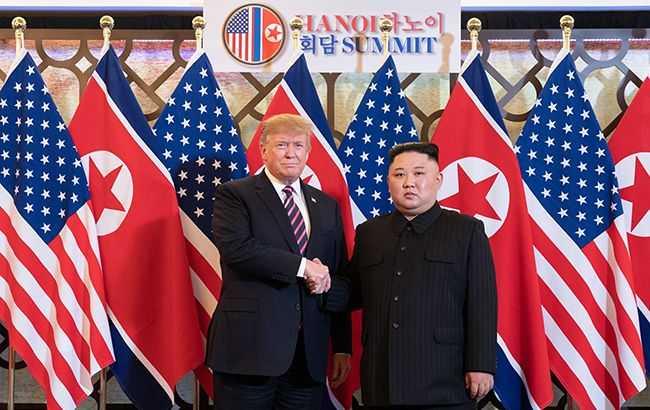Ким Чен Ын заявил об
