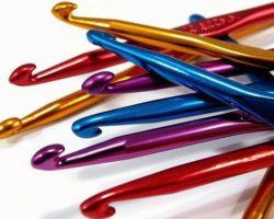 Качественные  крючки для вязания в Украине