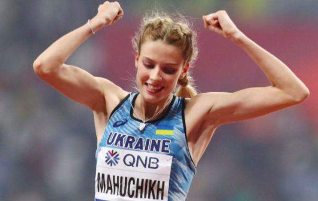 Украинка Магучих завоевала серебро на чемпионате мира по легкой атлетике