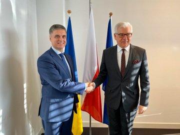 Пристайко встретится с министрами иностранных дел стран ЕС