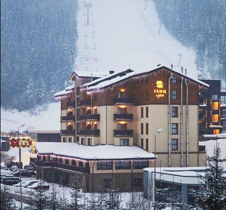 Ganz&SPA отель в Буковеле
