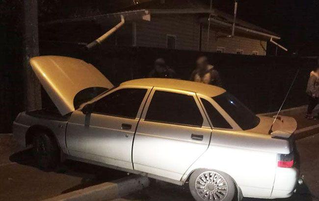 В Черниговской области полицейский устроил ДТП, есть пострадавшие