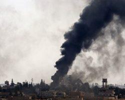 Турция захватила еще один населенный пункт в Сирии