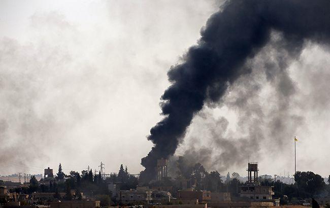 В Сирии погибли 14 гражданских из-за авиаударов Турции