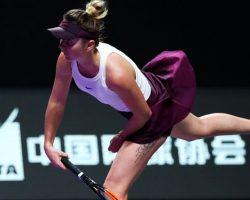 Определилась соперница Свитолиной в полуфинале Итогового турнира WTA