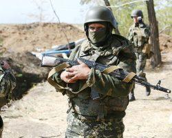 На Донбассе с начала суток боевики 7 раз обстреляли позиции ВСУ