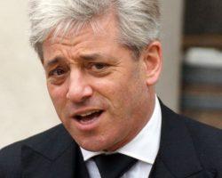 Спикер Палаты общин Британии покинул свой пост