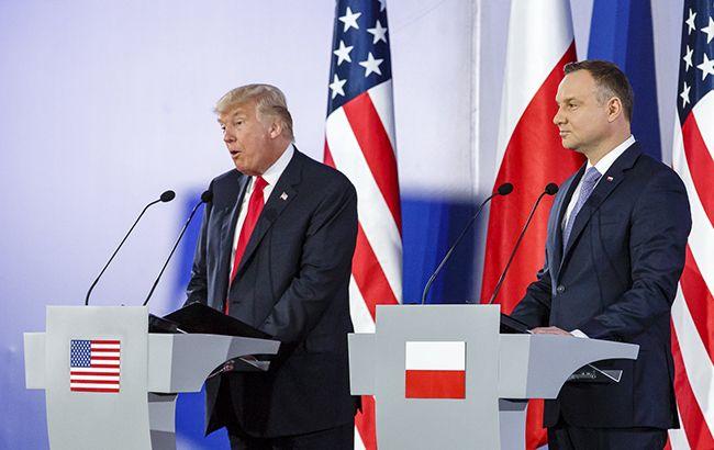 США отменили визы для граждан Польши