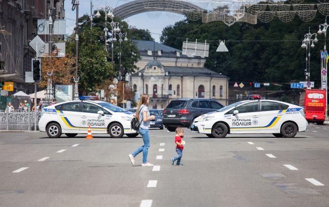 В центре Киева сегодня ограничат движение
