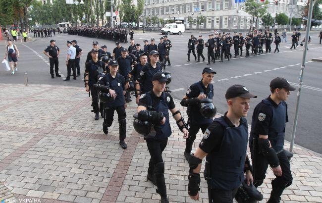 Правоохранители не исключают провокаций во время массовых акций 14 октября