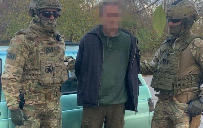СБУ задержала агента ФСБ при получении секретных данных