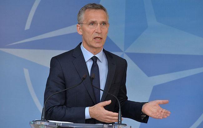 Столтенберг: НАТО ожидает выполнения минских соглашений Россией