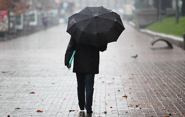 Сегодня в Украине потеплеет и пройдут дожди