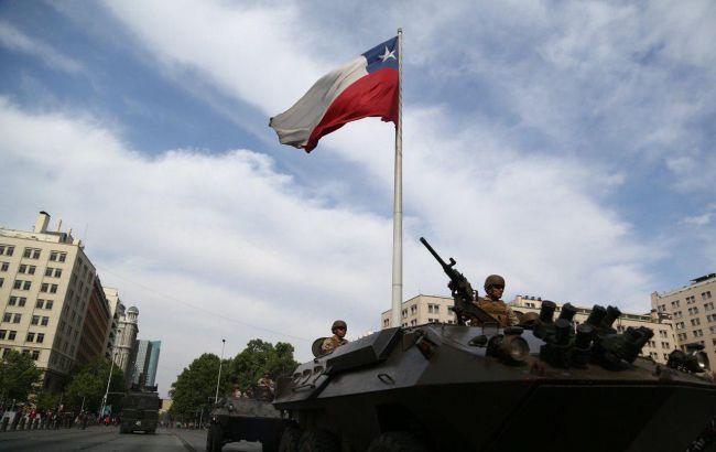 В Чили число пострадавших в ходе протестов превысило 500