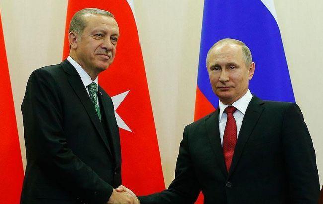 Эрдоган обсудит с Путиным размещение сил Асада на севере Сирии
