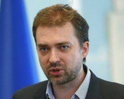 Загороднюк обсудил аннексию Крыма с генсеком НАТО