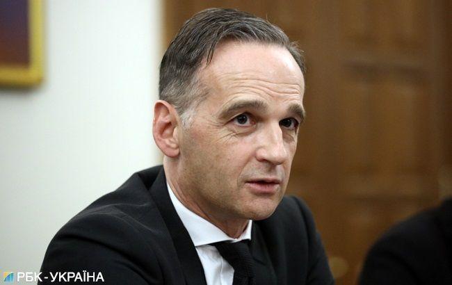 Маас призвал Европу не забывать о войне на Донбассе