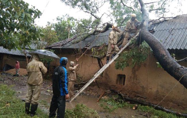 В Бангладеш из-за циклона