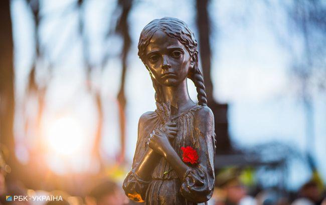 В Киеве проходят мероприятия ко Дню памяти жертв голодоморов