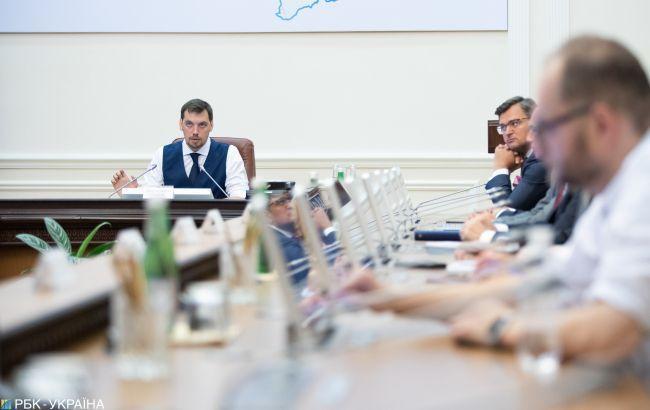 В Кабмине анонсировали обновление генеральной схемы планирования Украины