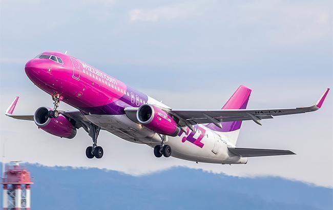 Wizz Air запустили новый авиарейс Братислава-Одесса