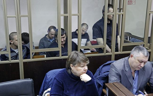 Из Крыма этапировали еще пятерых фигурантов