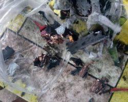 В районе ООС сбили российский беспилотник