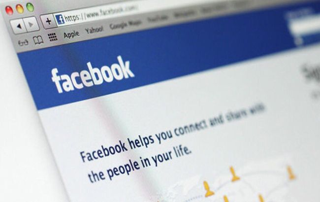 Facebook допустил утечку данных пользователей