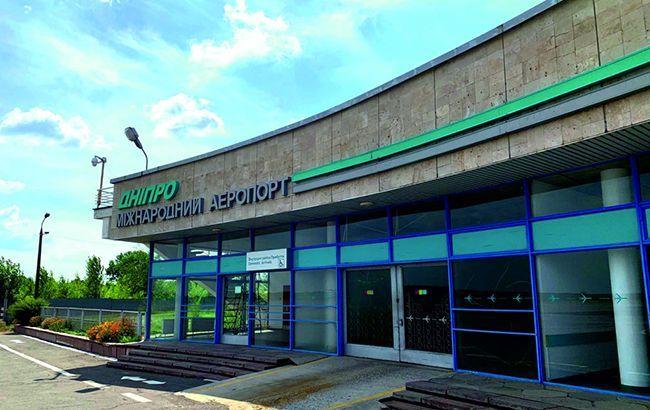 Криклий рассказал, когда начнут строить взлетную полосу в Днепровском аэропорту