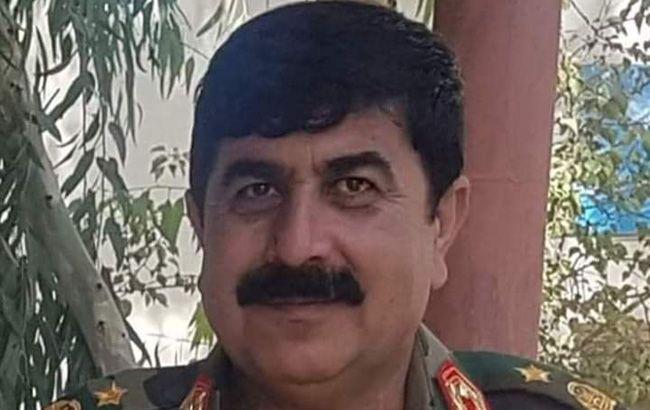 В Афганистане в результате взрыва погиб командующий войск