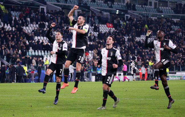Четыре клуба вышли в плей-офф Лиги чемпионов с первого места в группе