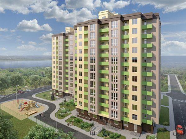 Квартиры в ЖК «Зіркова вежа» в Вышгороде уже в продаже