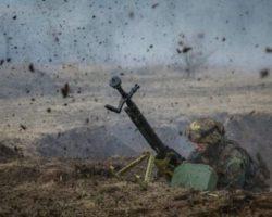 На Донбассе украинский военный получил несовместимые с жизнью ранения