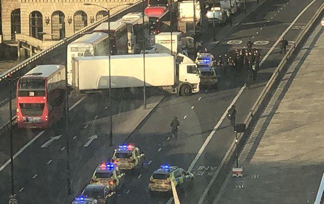 Число жертв теракта в Лондоне возросло