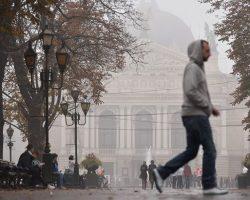 Сегодня в Украине похолодает до +5