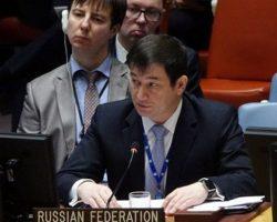 В России заявили, что резолюция по Крыму, призвана помешать саммиту в Париже