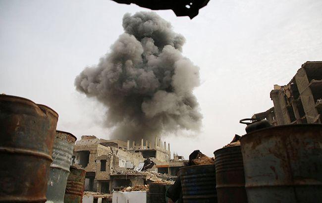 В Сирии в результате российских авиаударов погибли 15 мирных жителей