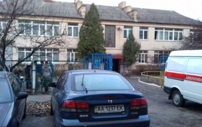 В столичном детском саду произошел пожар, есть жертва