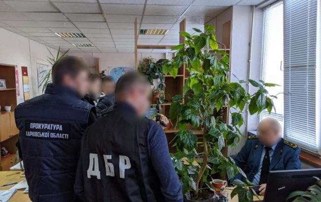 ГБР разоблачило на коррупционной схеме главного инспектора Харьковской таможни
